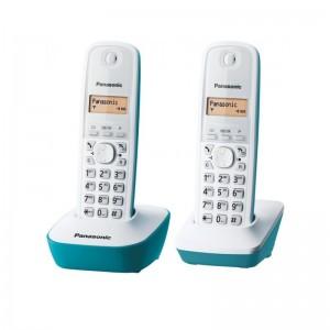 Panasonic KX -TG 1612  Téléphone sans fil DECT Duo
