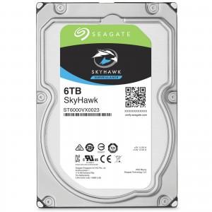 Seagate SkyHawk 6 To Disque dur 3.5