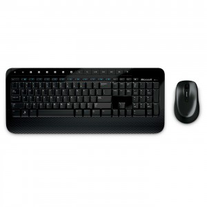 Pack clavier-souris sans-fil Microsoft Wireless Desktop 2000