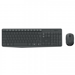 Logitech Wireless Combo MK235
