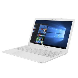 ASUS X541SA CELERON N3060 1.6GHZ 2GB-500GB-15.6 LCD-LED-FULLHD-COULEUR-BLANC-ROUGE-GRIS