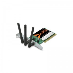 D-LINK CARTE PCI WIFI RANGEBOOSTER N650 DRAFT 802.11N DWA-547