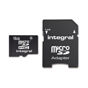 MC M-SD INTEGRAL 16GB CLASSE 10