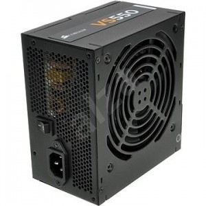 CORSAIR 550W VS550 80PLUS