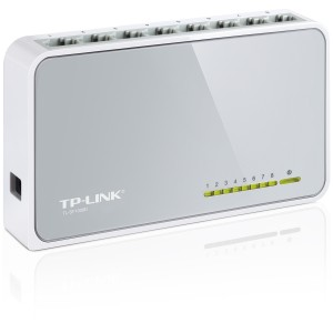 TP-LINK SWITCH 8 PORTS TL-SF1008D