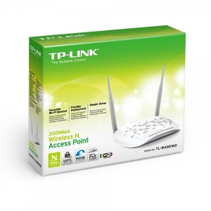 TL-WA801ND 300Mbps Wireless N Access Point - TP-Link