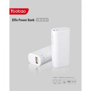 YOOBAOO POWER BANK LW2200