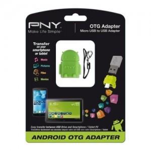 Adaptateur Robot - OTG micro USB / USB