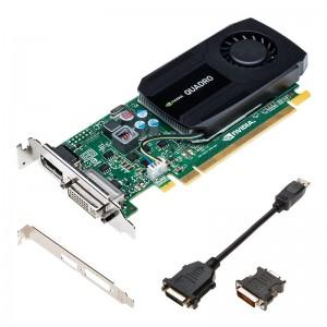 PNY Quadro K420 2 GB 2 Go DVI/DisplayPort - PCI Express (NVIDIA Quadro K420)