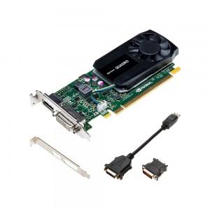 PNY Quadro K620 2 Go DVI/DisplayPort - PCI Express NVIDIA Quadro K620