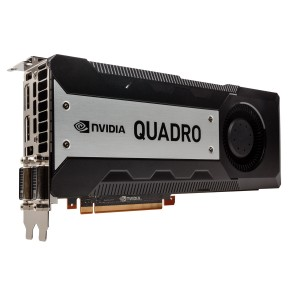 PNY Quadro K6000 12 Go Dual DVI/Dual DisplayPort - PCI Express NVIDIA Quadro K6000