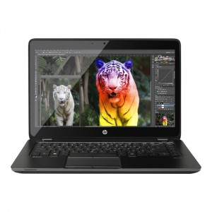 HP ZBOOK 14 i7 4600U 2.1GHz/8Go/750Go/ATI FirePro M4100/14