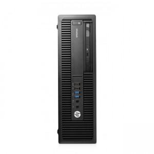 EliteDesk 705 SFF *New* A10-8750B 3.6GHz/16Go/128Go SSD/DVD+-RW/GB NIC/Win7 Pro