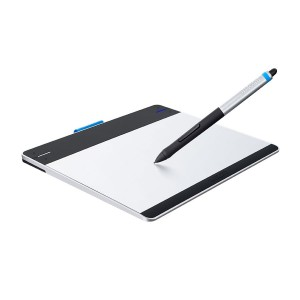 Wacom Intuos Pen & Touch Medium Tablette graphique multi-touch (PC / Mac)