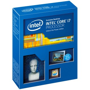 Intel Core i7-5820K (3.3 GHz) Processeur 6-Core Socket 2011-3 Cache L3 15 Mo 0.022 micron TDP 140W (version boîte sans ventilateur