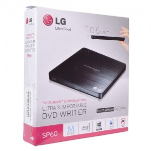 SUPER MULTI PORTABLE 8X DVD REWRITER WITH M-DISC™ SUPPORT SP60NB50