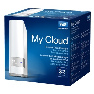 WD My Cloud 3 To