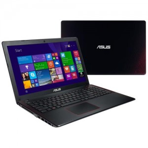 ASUS R510V BLACK i7-6700HQ-8GB-1TB-GTX950-4GB-15.6