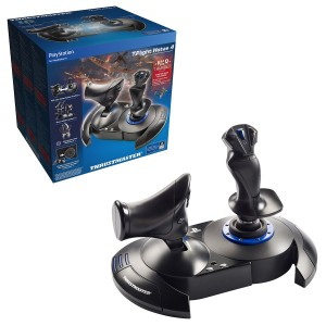 Thrustmaster T.Flight Hotas 4 War Thunder Starter Pack pour PS4/PC