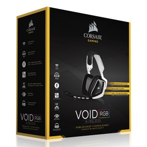 Corsair Gaming VOID USB Dolby 7.1 RGB - Edition Blanche