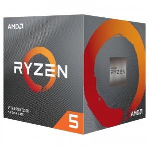 CPU AMD Ryzen 5 3600X Wraith Spire (3.8 GHz / 4.4 GHz)