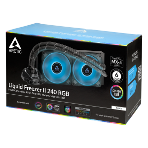 WaterCooling Arctic Liquid Freezer II 240 RGB