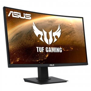 """ASUS 23.6"""" LED - TUF VG24VQE 165HZ - 1MS  CURVED"""
