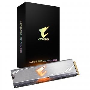 AORUS RGB M.2 NVMe SSD 256 Go