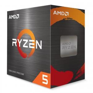 AMD Ryzen 5 5600X Wraith Stealth (3.7 GHz / 4.6 GHz)