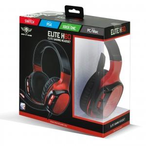 CASQUE Spirit of Gamer Elite-H60 Red