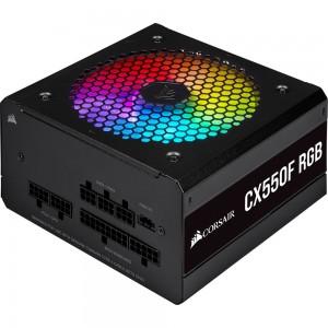 PSU Corsair CX550F RGB (Noir) - 550W FULLY MODULAR