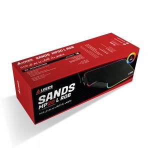 TAPIS DE SOURIS  AURES GAMING SANDS MP20L RGB
