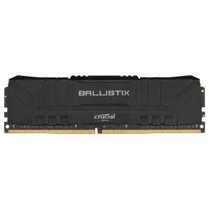 Ballistix Black 8 Go DDR4 3000 MHz CL15