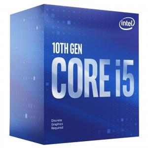 CPU Intel Core i5-10400F (2.9 GHz / 4.3 GHz)