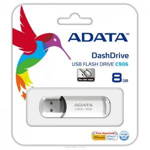 ADATA CLÉ USB CLASSIC C906 - 8 GO