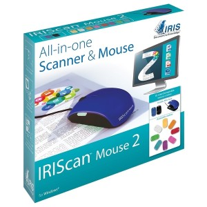IRIScan™ Mouse 2