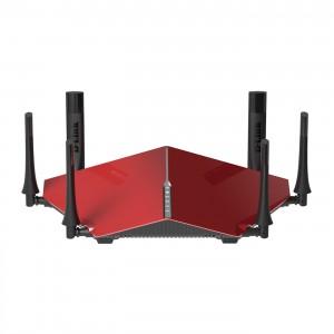 D-Link DIR-890L Routeur Cloud Gigabit WiFi AC3200 Triband (600Mbps + 2 x 1300 Mbps)