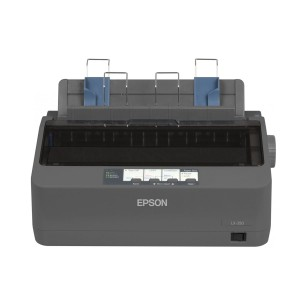 Epson LX-350 Imprimante matricielle à impact 9 aiguilles / 80 colonnes
