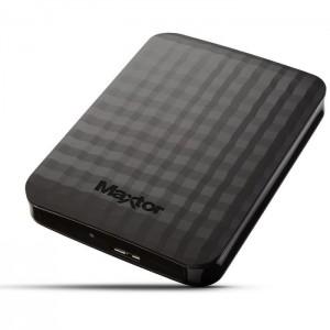 Maxtor Disque Dur Externe 2 To - M3 Portable 3.0 STSHX-M201TCBM