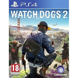 JEU OCCASION PS4 WATCH DOGS 2